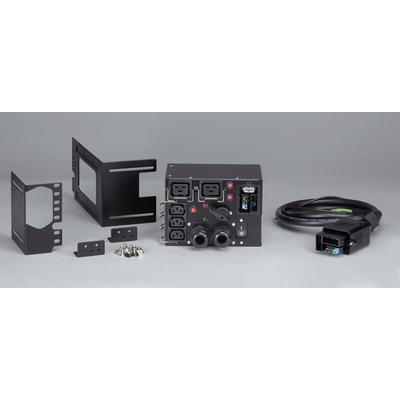 Eaton HotSwap MBP 6000i Energiedistributie - Zwart