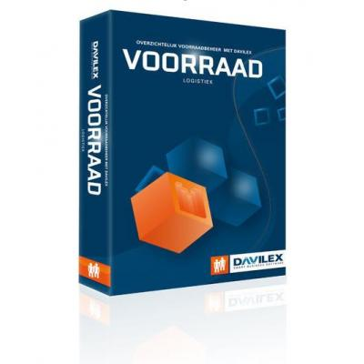 Davilex financiele analyse-software: Voorraad