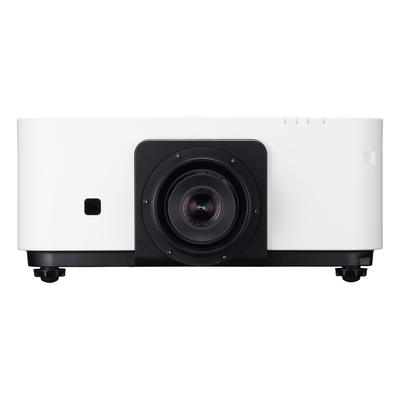 NEC PX602UL Beamer - Zwart,Wit