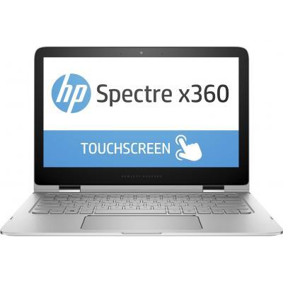 HP laptop: Spectre x360 13-4150nd - Intel Core i7 - Zilver