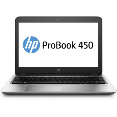 """Hp laptop: ProBook 450 G4 15.6"""" 256GB  - Zilver"""