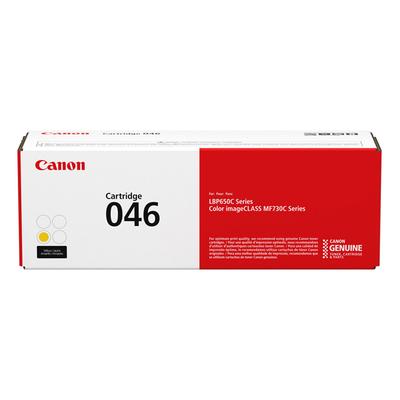 Canon 046 Toner - Geel