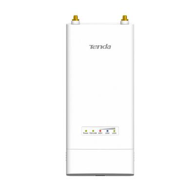Tenda B6 5GHz 11n 300Mbps, Basestation, TD-MAX, Auto-Bridge, IP65, 6KV Lightning Protection Access point - Wit