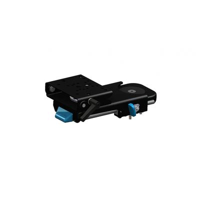 "Gamber-Johnson Mongoose XLE 9"" Motion Attachment Montagekit - Zwart,Blauw"
