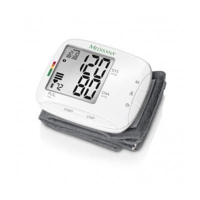 Medisana bloeddrukmeter: BW 333 - Grijs, Wit