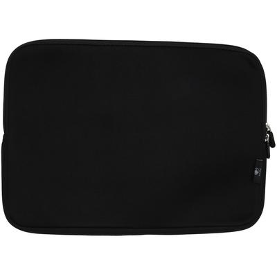 Imoshion Universele sleeve met handvatten 15 inch - Zwart - Zwart / Black Notebook tas en case