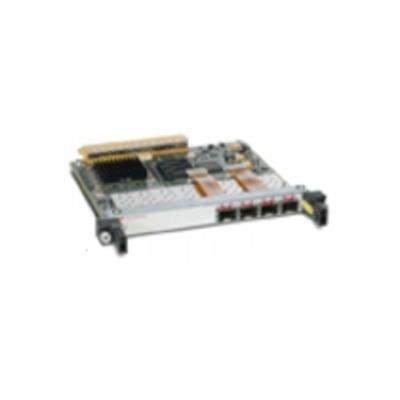 Cisco SPA-4XOC12-POS= Netwerk interface processor