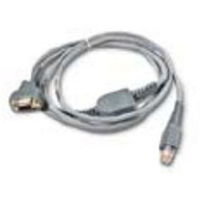 Intermec RS232 Cable Seriele kabel - Grijs