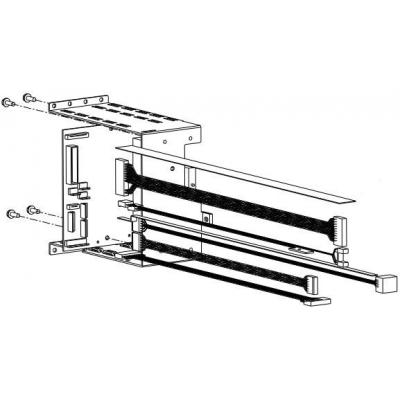 Datamax O'Neil Card Cage Assembly for Datamax-Oneil W-6208 Printing equipment spare part