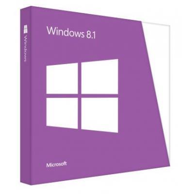 Microsoft Besturingssysteem: Windows 8.1