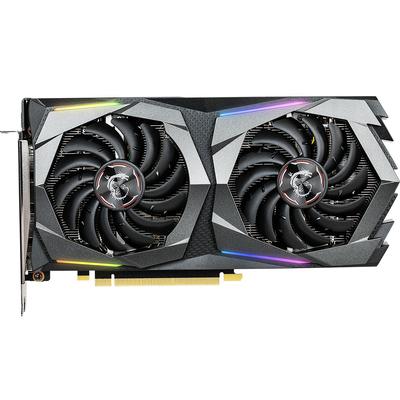 MSI GeForce GTX 1660 SUPER Gaming X Videokaart - Zwart,Grijs