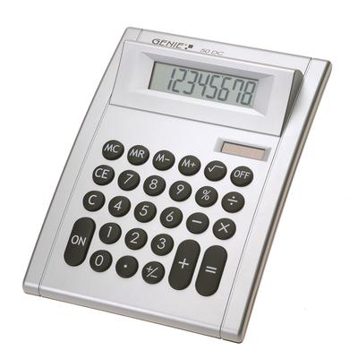 Genie 50 DC Calculator
