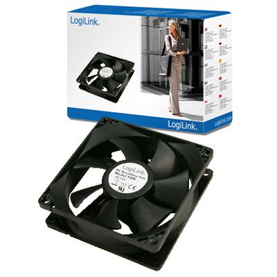 LogiLink PC case cooler Hardware koeling