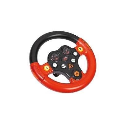 Big toy part: Multi-Sound-Wheel - Zwart, Rood