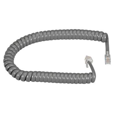 Black Box EJ302-0025 Telefoon kabel - Grijs
