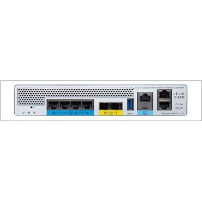 Cisco Catalyst 9800-L-F Gateway - Grijs