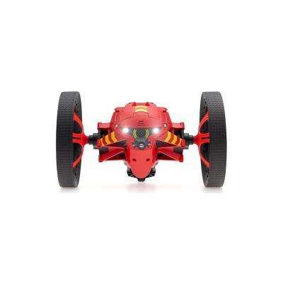Parrot drone: Jumping Night Minidrone Marshall - Zwart, Rood