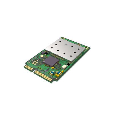 Mikrotik R11e-LoRa9 Netwerkkaart - Groen