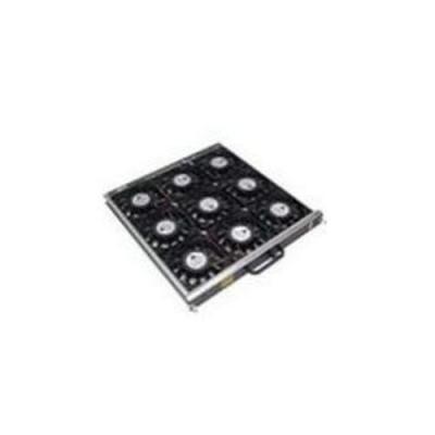 Cisco cooling accessoire: Catalyst 6509-NEB-A High-Speed Fan Tray - Zwart