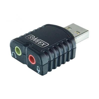 Sweex geluidskaart: Geluidskaart USB