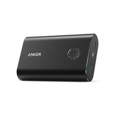 Anker powerbank: PowerCore+ 10050 - Zwart