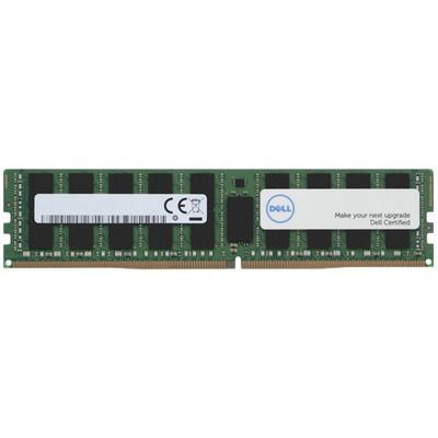 Dell RAM-geheugen: 16GB DDR4 - Zwart, Groen