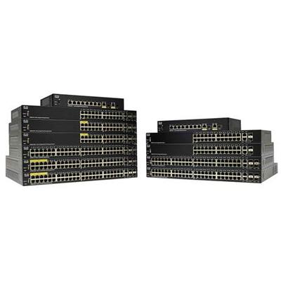Cisco SF250-48HP-K9-EU netwerk-switches