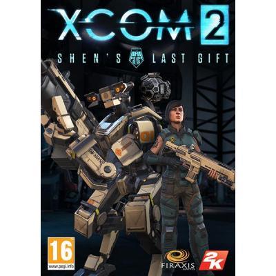 2k : XCOM 2 Shen's Last Gift DLC PC