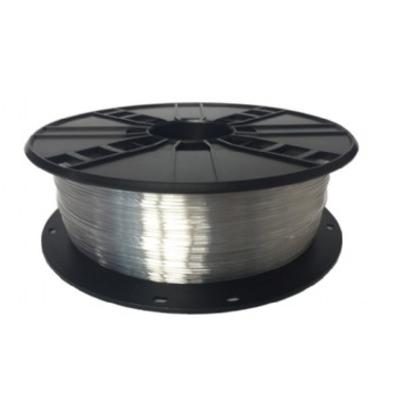 Gembird 3DP-PETG1.75-01-NAT 3D printing material - Transparant
