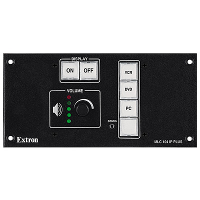 Extron MLC 104 IP Plus L Drukknop-panel