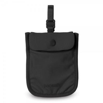 Pacsafe portemonnee: Coversafe S25 - Zwart