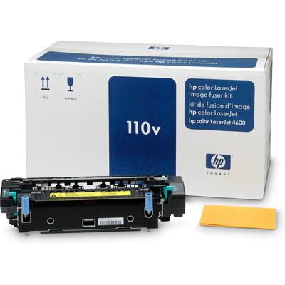 Hp fuser: Color LaserJet C9725A 110V Image Fuser Kit