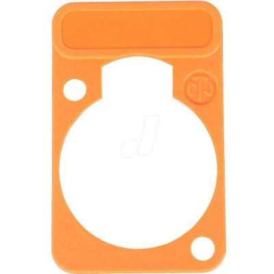 Neutrik 1.5 mm, Orange - Oranje
