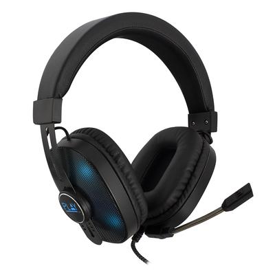 Ewent Play PL3321 Headset - Zwart