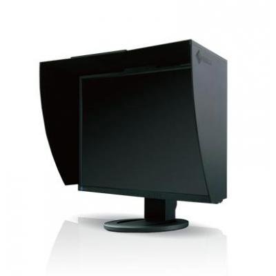 "Eizo accesoire: CH7 Monitor Hood 24.1"", Black - Zwart"