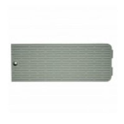 Samsung notebook reserve-onderdeel: Memory Door Cover, Grey - Grijs