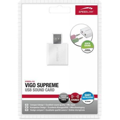 Speed-link geluidskaart: VIGO SUPREME
