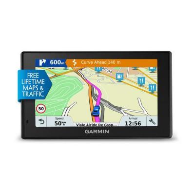 Garmin navigatie: DriveSmart 51 LMT-D - Zwart