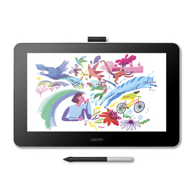 Wacom One 13 Tekentablet - Wit