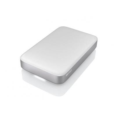 Buffalo : MiniStation Thunderbolt 128GB - Zilver