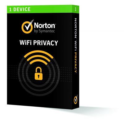 Symantec Norton WiFi Privacy 1.0 (1 Device) (Dutch / French) Algemene utilitie