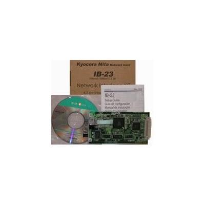 Kyocera printer server: IB-23 10Base-T/100Base-TX network card