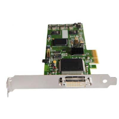 Datapath PCI Express x4, DVI-I, 1080p, 1080i, 720p, 576p, 576i, 480p, 32 MB Video capture board