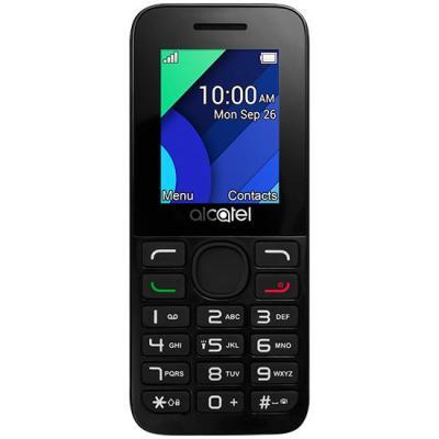 Alcatel mobiele telefoon: 10.54 - Zwart, Grijs