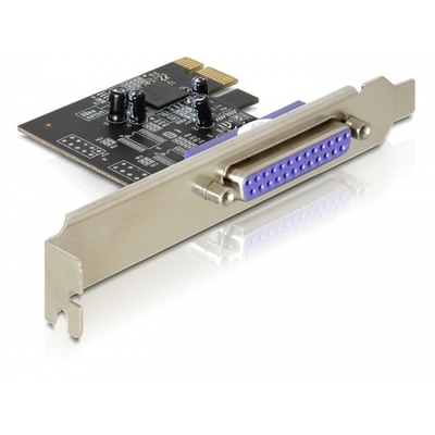 DeLOCK Parallel PCI-E Card Interfaceadapter