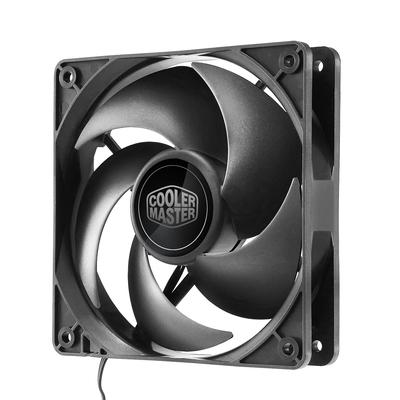 Cooler Master Silencio FP 120 Hardware koeling - Zwart