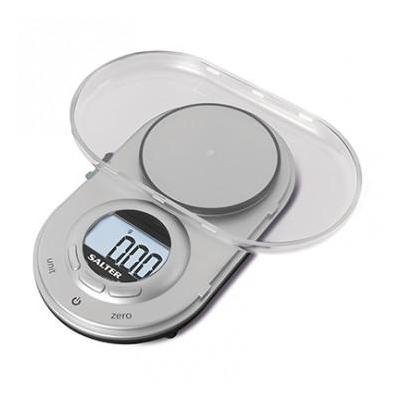 Salter weegschaal: Precision Electronic Scale - Zilver
