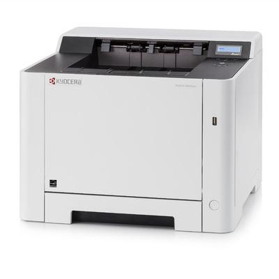 KYOCERA ECOSYS P5021cdn laserprinter - Zwart, Cyaan, Magenta, Geel