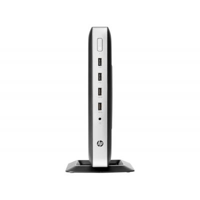 Hp thin client: Thin client 630 2GHz 4GB DDR4  - Zilver