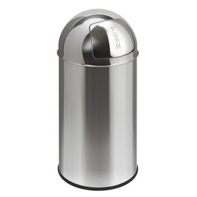 Vepa bins vuilnisbak: VB 405550 - Roestvrijstaal